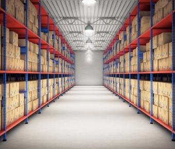 Como evitar o estoque negativo ou o excesso de mercadorias no armazém